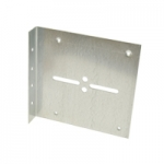 Standard plate for adjustable supports 300X300X2.5mm